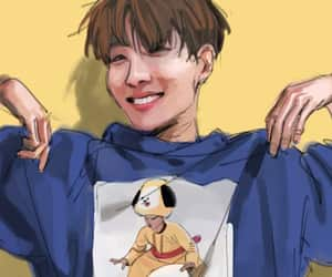fanart, bts, and sope image