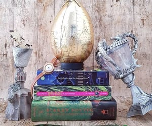 books, gryffindor, and potter image