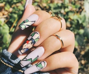 girly inspiration, claws inspo, and acrylics image