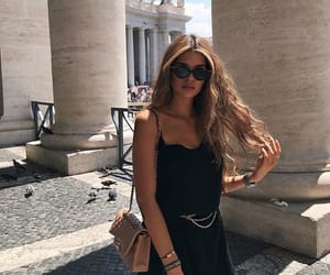blogger, hair, and fashion image