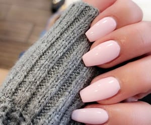 nails, girly, and pretty image