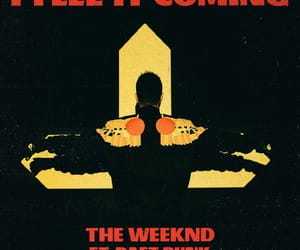 the weeknd, music, and daft punk image