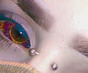 aesthetic, eye, and grunge image