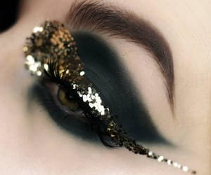 beauty, glam, and make up image