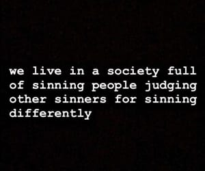 different, judge, and life image