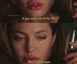 back, cry, and life image