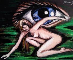 contemporary art, polish artist, and milena olesinska image