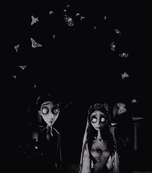 The Corpse Bride Movie Uploaded By Morgan On We Heart It