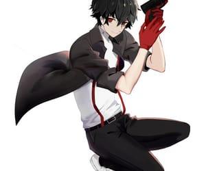 anime, cool, and anime boy image