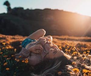 australia, denim shorts, and enjoying life image