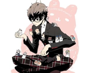 anime, cool, and handsome image