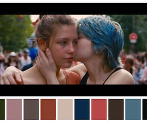 movie, colors, and kiss image