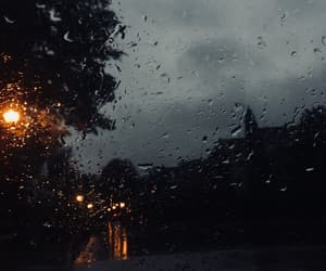 cold and rainy image