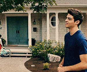 gif, to all the boys, and peter kavinsky image