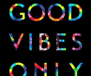 peace and good vibes only image