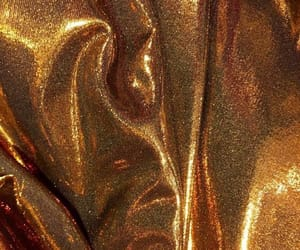gold and aesthetic image