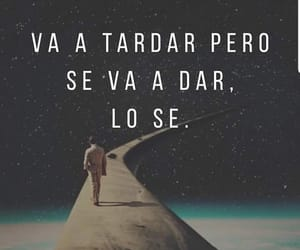 distance, espanol, and quote image