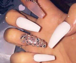diamonds, inspiration, and nails image