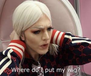 meme, wig, and shane dawson image