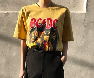 ACDC, aesthetic, and alternative image