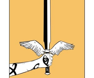 the mortal sword, the mortal instruments, and shadowhunters image