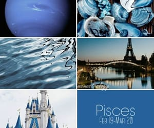 aesthetic, march, and zodiac sign image