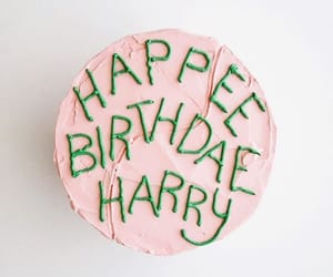 harry potter, cake, and aesthetic image