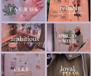 aesthetic, april, and taurus image
