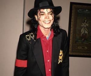 king of pop, legend, and music image