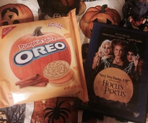 fall, hocus pocus, and oreo image