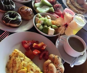 breakfast, delicious, and enjoy image