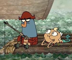 cartoon, flapjack, and cartoon old image