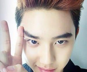 asian, eyes, and d.o image