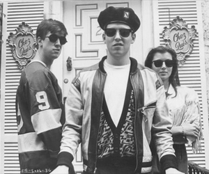 black and white, movie, and ferris bueller's day off image