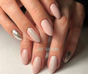 belleza, uñas, and uñas decoradas image