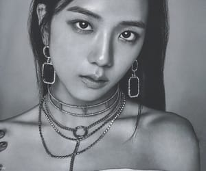 blackpink, kpop, and jisoo image