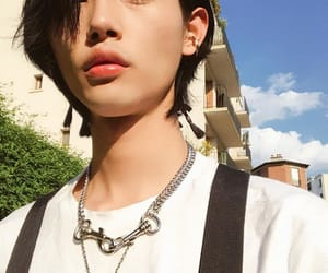 ulzzang, handsome, and model image