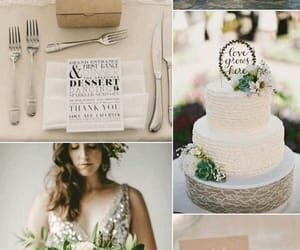 bride, bridesmaids, and cute image