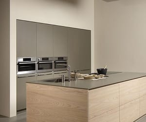 aesthetic, beige, and kitchen image