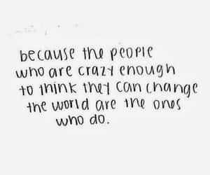 change, people, and world image