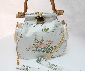accessory, asian, and bag image