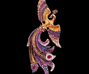 diamond, fashion, and sapphire image