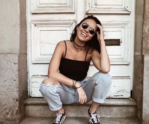 adidas, jeans, and outfits image