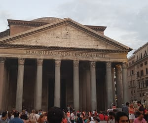 old stuff, rome, and travel image
