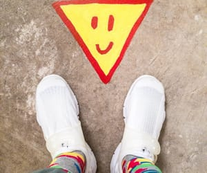 floor, smile, and smiley image