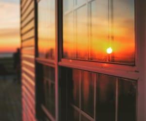 sunset and autumn image