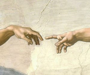 alone, painting, and wine image