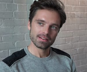 gif, sebastian stan, and Marvel image