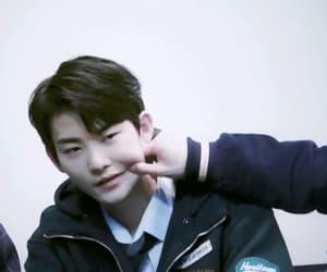 cheek, korean, and cute image