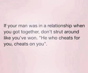 quotes and cheater image